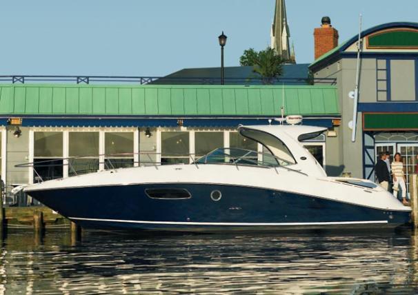 Sea Ray 350 Sundancer Manufacturer Provided Image