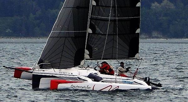Corsair Sprint 750 MKII Oyster Catcher