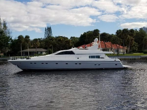 Alalunga Motor Yacht Thunderball