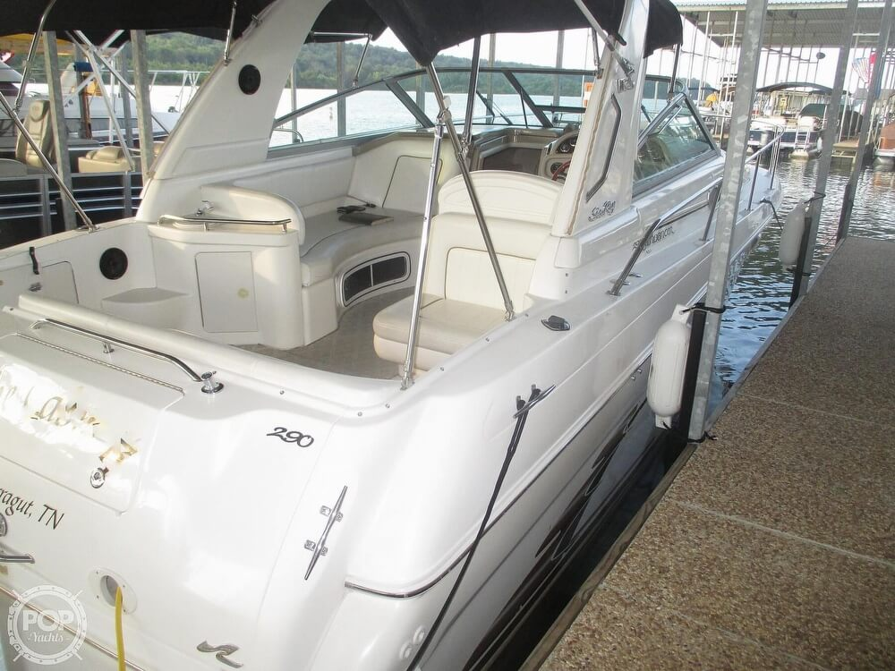 Sea Ray 290 Sundancer 1999 Sea Ray 290 Sundancer for sale in Vonore, TN