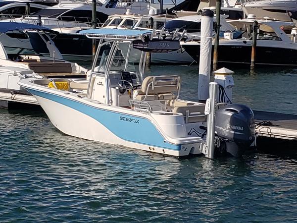 Sea Fox 226 Comander