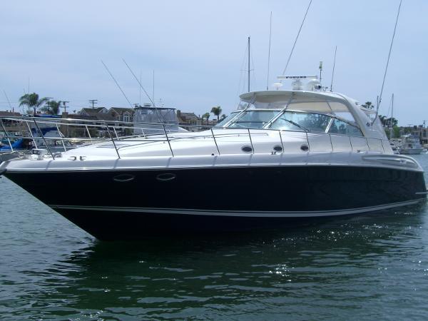 Sea Ray 580 Super Sun Sport Port