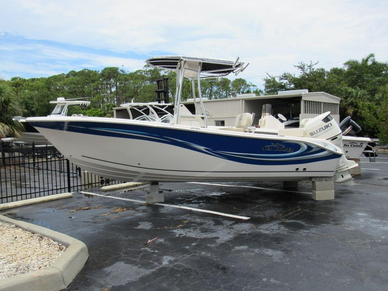 Sea Chaser 22 HFC