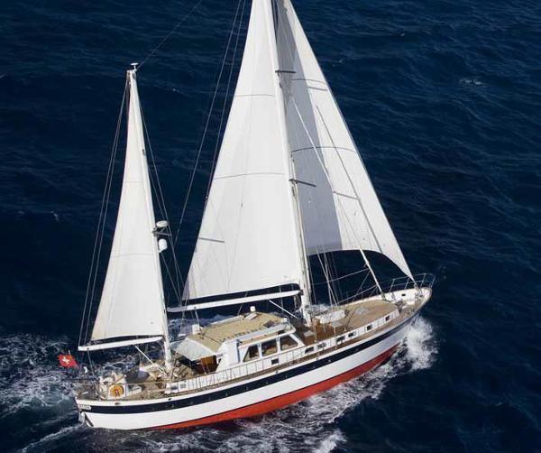 Custom Kempers 24m Arco Yachts Ketch