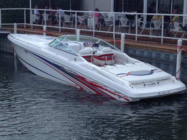Powerquest 380 Avenger Dockside