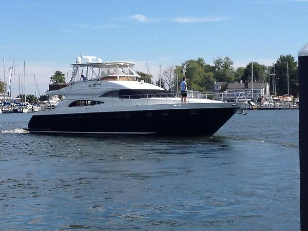 Viking Princess 65 MOTOR YACHT