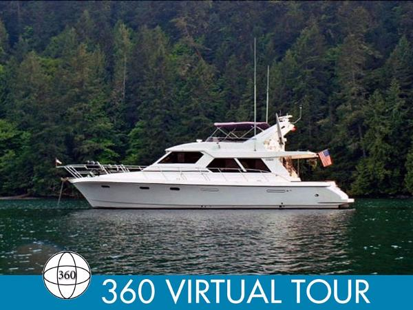 Symbol Yachts 55 Pilothouse Main