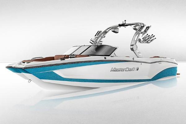 Mastercraft X24 Manufacturer Provided Image