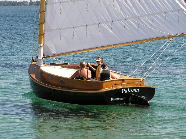 Fenwick Williams Cat Boat