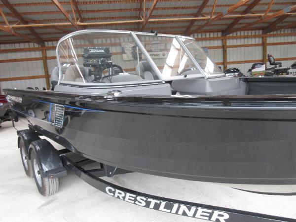 Crestliner 1950 Fish Hawk WT
