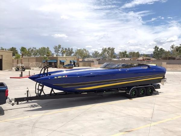 Daves Custom Boats M35 Wide Body