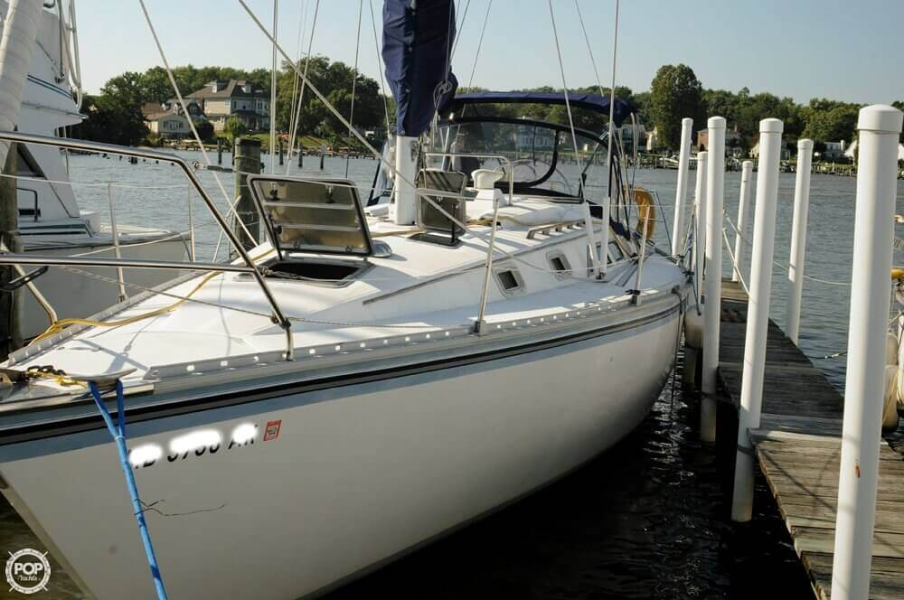 Hunter 34 1984 Hunter 34 for sale in Exxex, MD