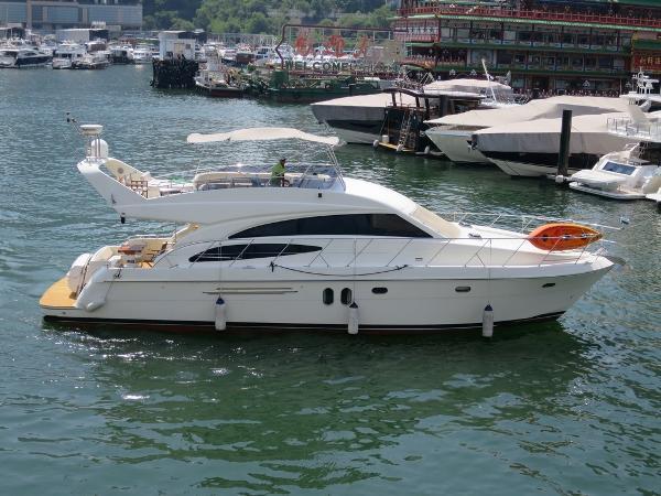Ruby 56 Motor Yacht Profile