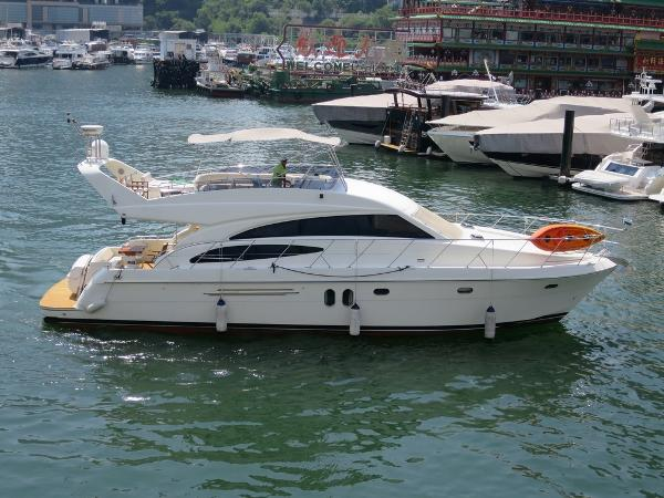 Ruby 56 Motor Yacht Profile