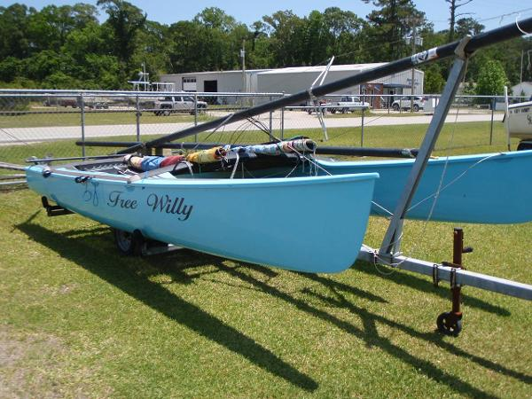Used Hobie Cat For Sale In Texas
