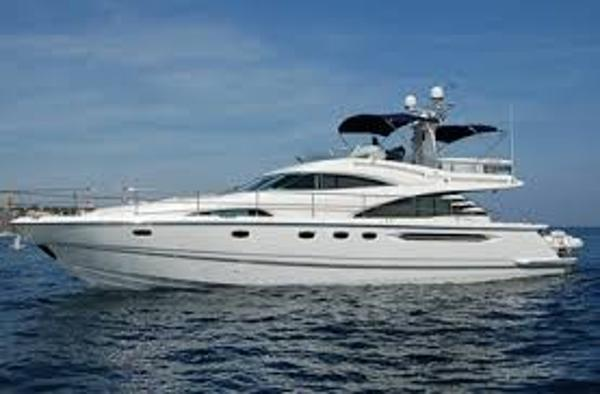 Fairline Squadron 58 Manufacturer provided image
