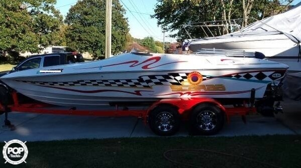 Wellcraft Scarab 22 1996 Wellcraft Scarab 22 for sale in Morristown, TN