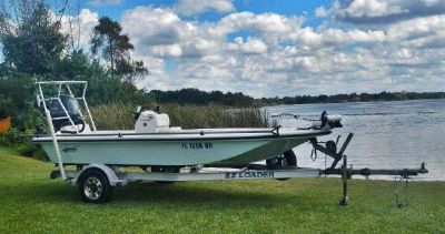 Hewes Tailfisher 17