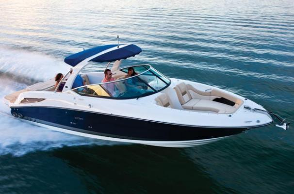 Sea Ray 300 SLX Manufacturer Provided Image