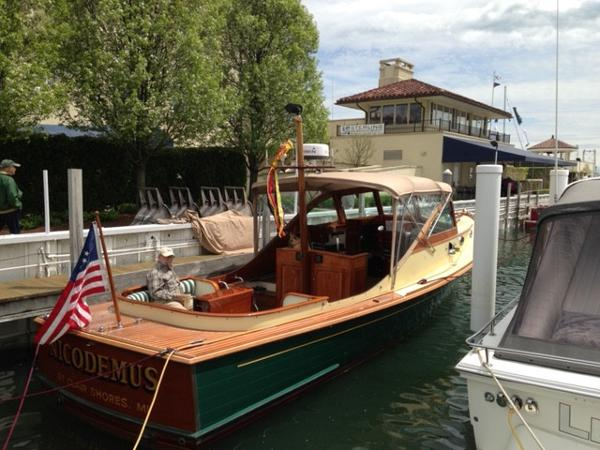 Custom John's Bay Boat Company 35 Lobster Yacht