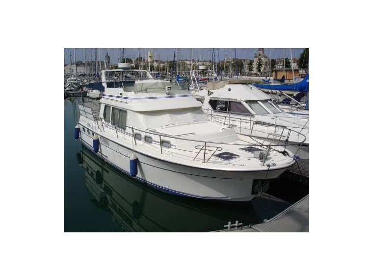 Gib'Sea GIBERT MARINE JAMAICA 37 TRAWLER EB43708