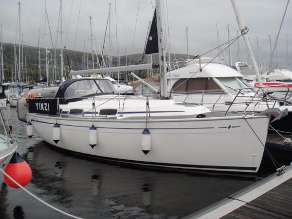 Bavaria 30 Cruiser At Pontoon