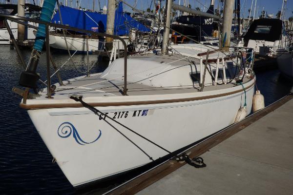 Catalina 25 Standard Rig Sloop