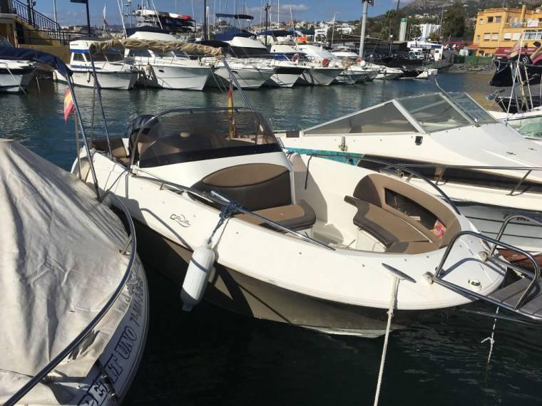 Galia Boats Galia 570 Open