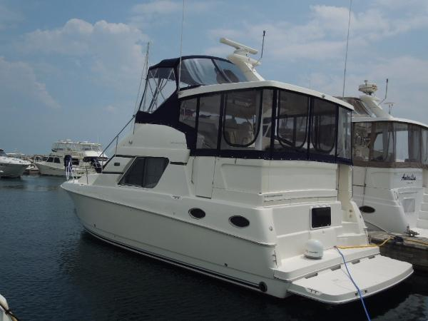 Silverton 392 motor yacht boats for sale for Silverton motor yachts for sale
