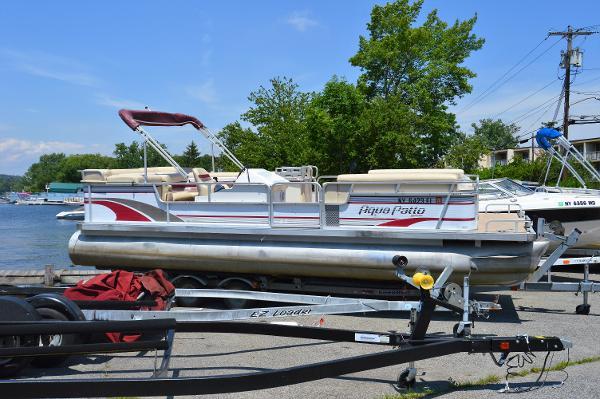 Aqua Patio. Save This Boat