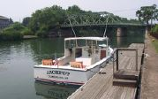 30' Duffy Picnic Boat For Sale
