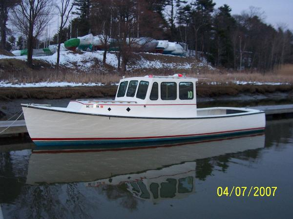 30' Atlantic Duffy Picnic Boat