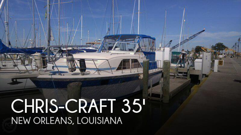 Chris-Craft 350 Catalina 1983 Chris-Craft 350 Catalina for sale in New Orleans, LA