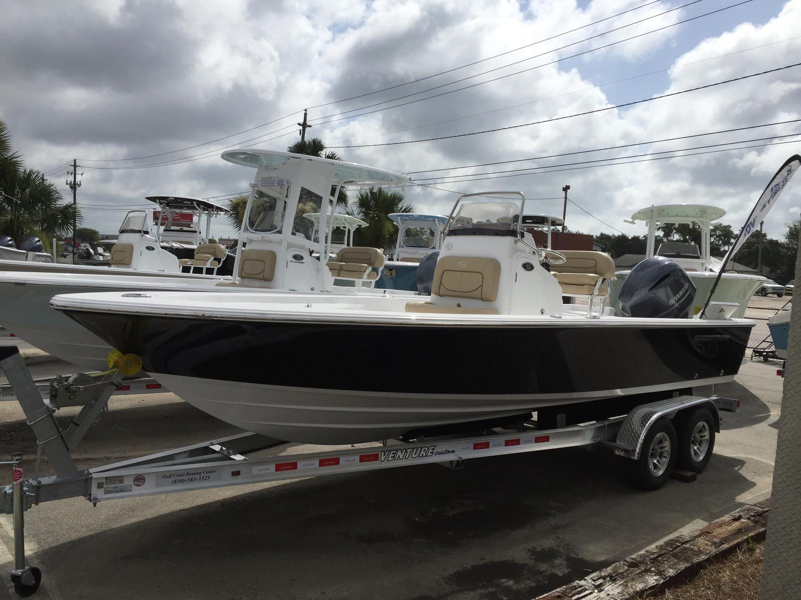 Sportsman Boats Masters 227 Bay Boat