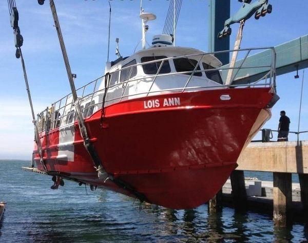 Custom Dive Boat