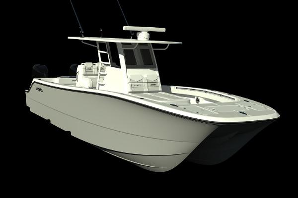 Invincible 33 Catamaran Manufacturer Provided Image