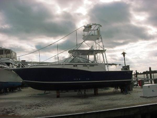 Atlantic Sport Fisherman Express Profile