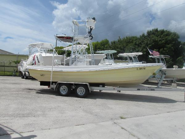 ANDROS BOATWORKS 22 Permit