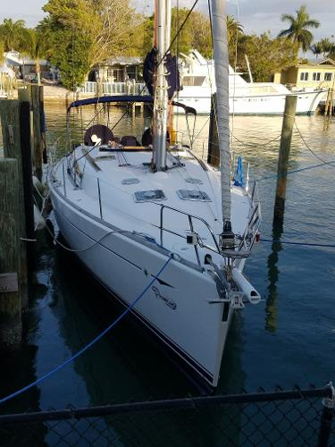 Jeanneau Sun Odyssey 45 (2 cabin) Jeanneau 45 At Dock