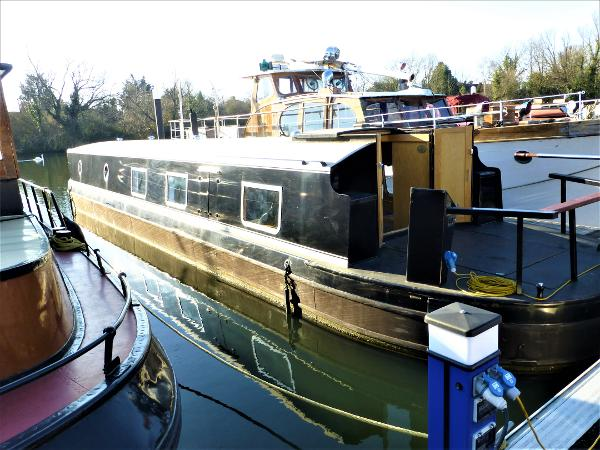 LM Collingwood 57 Widebeam