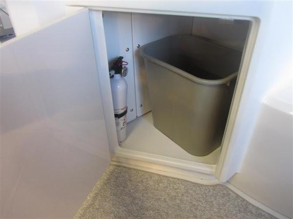 Trash Can Compartment