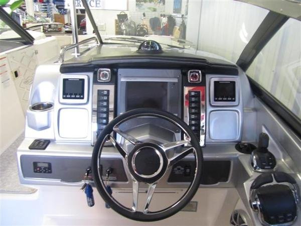 Aluminum Dash Panels & Leather Wrapped Steering Wheel