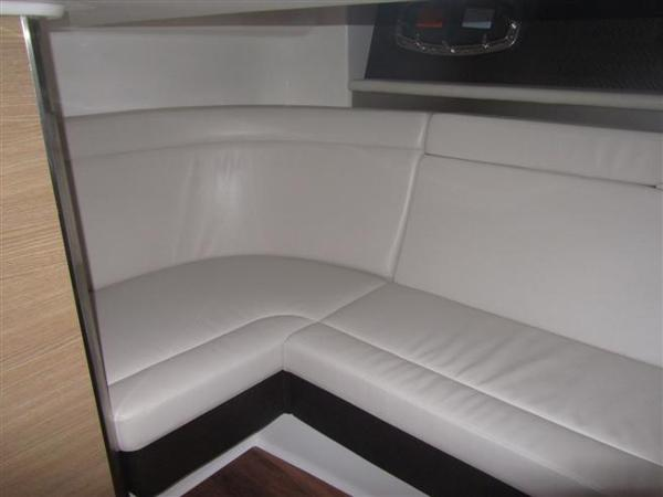 Starboard Wrap Around Seating