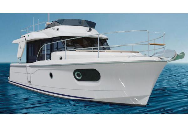 Beneteau America Swift Trawler 30 Manufacturer Provided Image