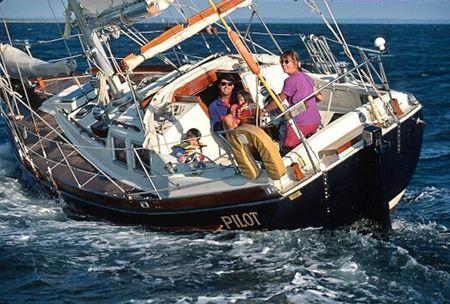 Pilothouse (sail) boats for sale - boats com
