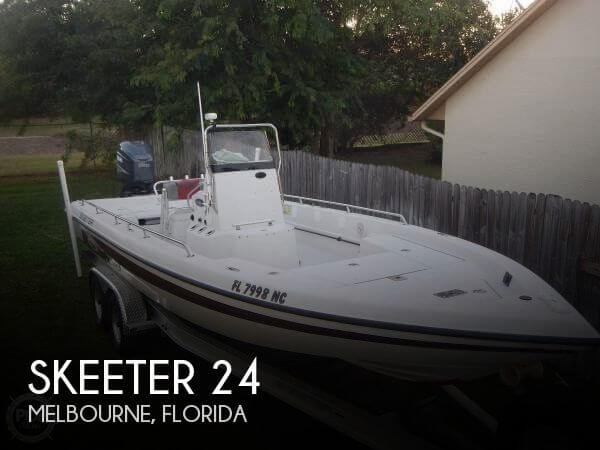 Skeeter 24 2005 Skeeter 24 for sale in Melbourne, FL