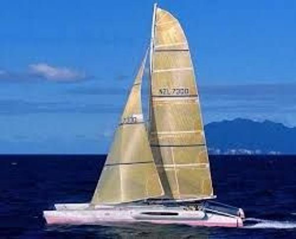 BARKER Catamaran