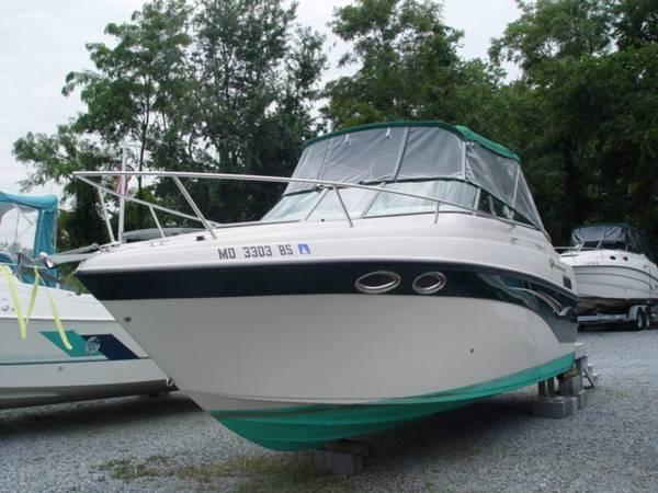 Crownline 242 CR 2002 Crownline 242CR - Main