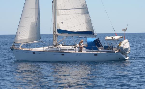 Humphreys Yachting World 42
