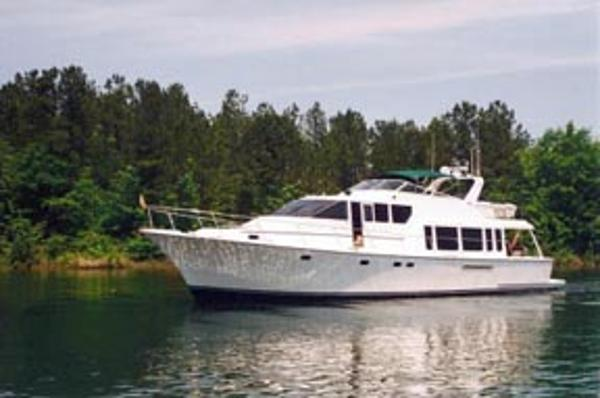 Pacific Mariner Pilothouse Motor Yacht